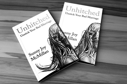 book unhitched by Sunny Joy McMillan