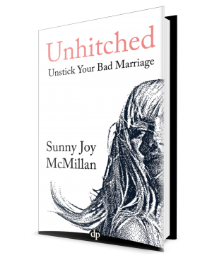 book unhitched written by Sunny Joy McMillan