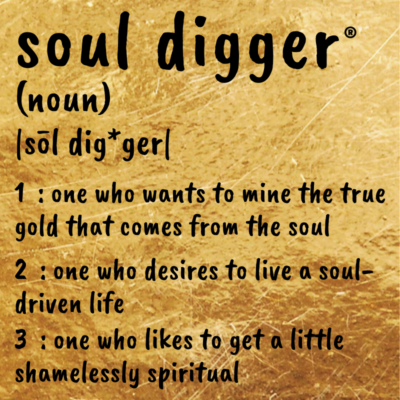 soul digger - definition (handwriting)
